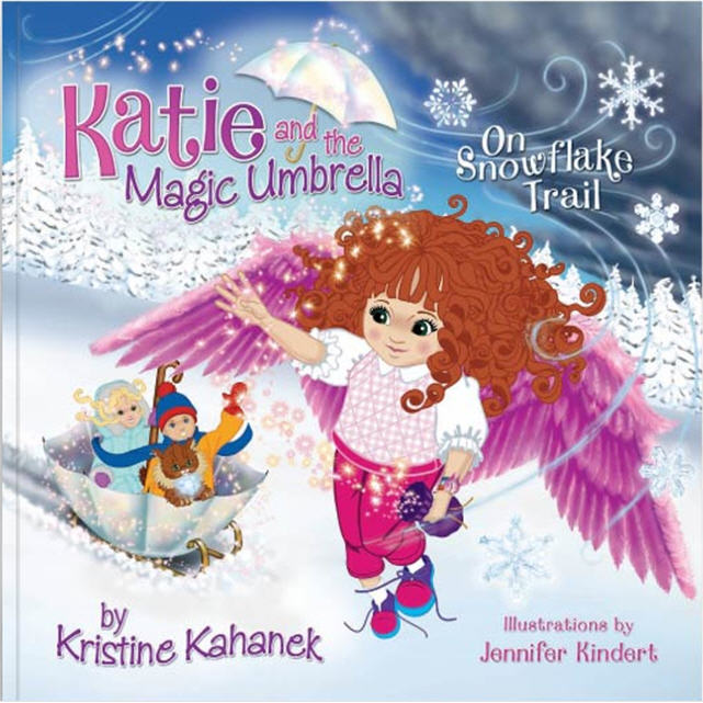 Kristine Kahanek new book